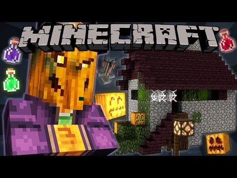 Thumbnail: If Witch Villages Existed - Minecraft