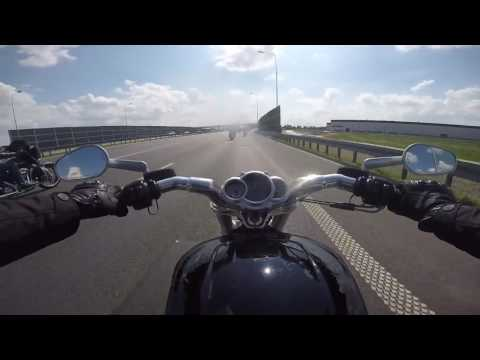 Liberator Harley on Tour 2016 - V-Rod Muscle
