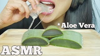 Video ASMR ALOE VERA CHALLENGE (Soft Sticky, Crunchy SOUNDS) NO TALKING | SAS-ASMR download MP3, 3GP, MP4, WEBM, AVI, FLV November 2018