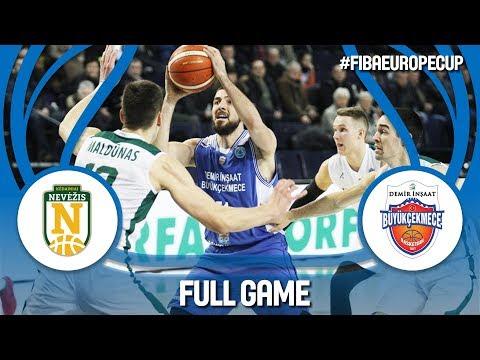 BC Nevezis (LTU) v Demir Insaat (TUR) - Full Game - FIBA Europe Cup 2017-18