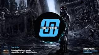 Dubstep Diaries Guest Mix #3 with Kombo Breaker