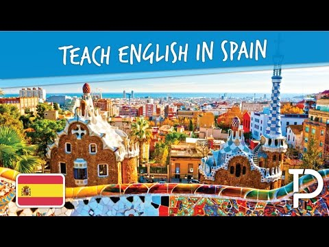 Get paid to teach English in Spain for 9 months