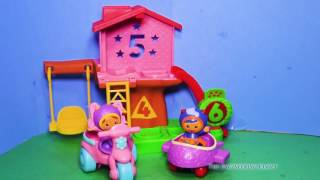 TEAM UMIZOOMI Nickelodeon Team Umizoomi Milli and Umiscooter Toys Video Unboxing