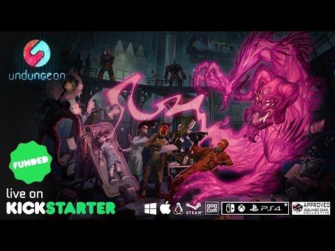 UnDungeon - Kickstarter Trailer