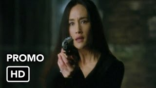 "Nikita 3x21 Promo ""Invisible Hand"" (HD)"