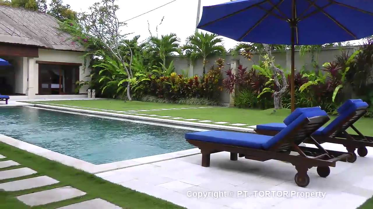 Seminyak Bali Villa Santai For Rent 3 1 Bedroom Holiday