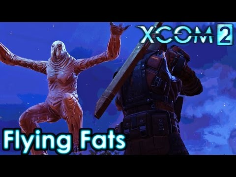 Flying Fats | XCOM 2 Legend - Fast & Fierce #10