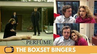 Perfume (Netflix Series) Trailer - Nadia Sawalha & Family Reaction