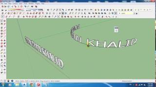 "Video SketchUp: Bend Text with the ""Shape Bender"" Plugin download MP3, 3GP, MP4, WEBM, AVI, FLV Desember 2017"