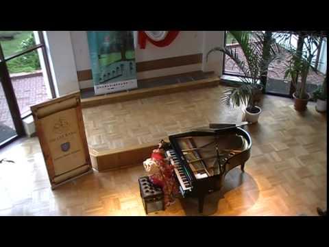 Lisa Nakazono/中園理沙 ピアノリサイタル in ポーランド2013  【Chopin:Scherzo No.2】