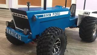 Rc tractor Ford 3600