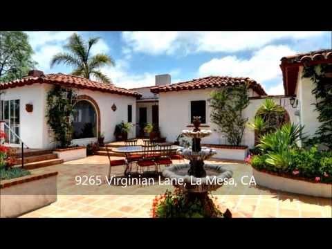 Mount Helix, La Mesa Home for Sale