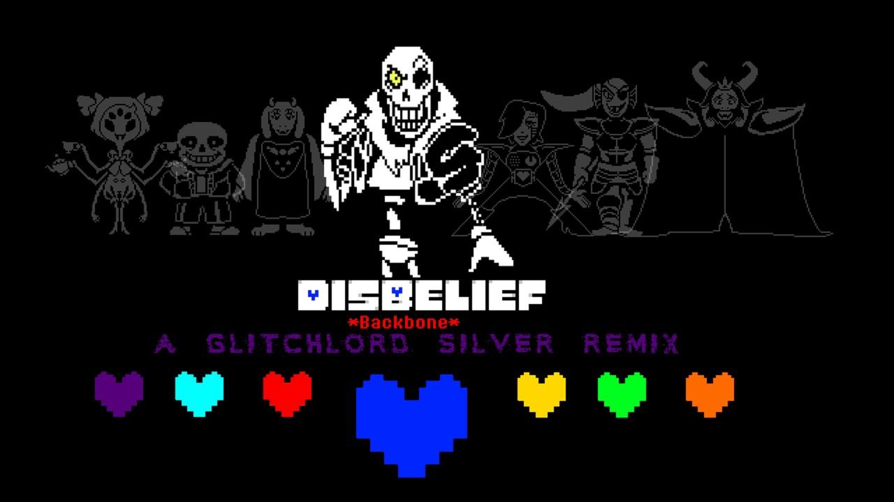 Disbelief-Backbone Remix (with intro)