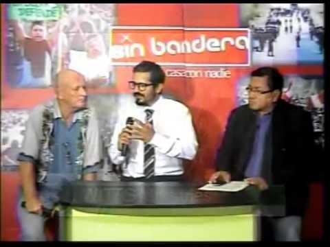 Sin Banderas   Interview on Nikola Tesla and the QEG  Tarapoto   Peru