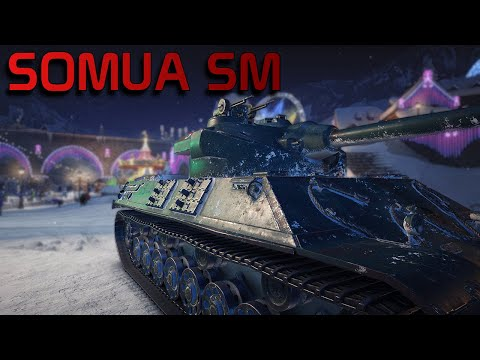 Somua SM - it is in the name