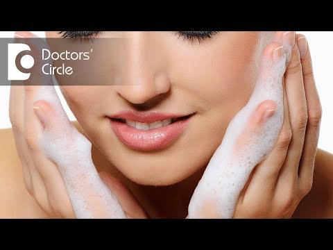 How often should you wash your face? - Dr. Rasya Dixit