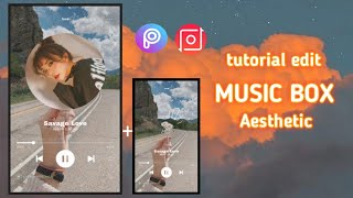 Tutorial music box - aesthetic - cara - kpop edit//faraa rameyzaa screenshot 2