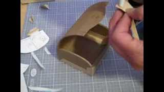 How To Make Your Own Balsa Type Box  Quick And Easy Tutorial