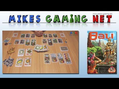 Bali   Verlag: White Goblin Games