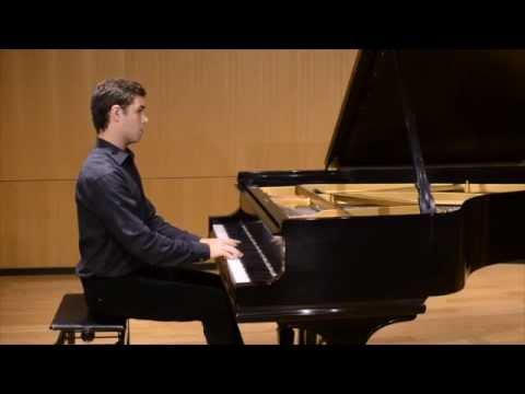 Drew Petersen - Franz Liszt: La Leggierezza, Etude De Concert