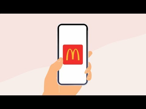 McDonald's – How to use the new McDonald's app
