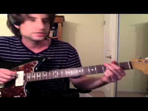 """guitar lesson: """"shady lane"""" by pavement"""