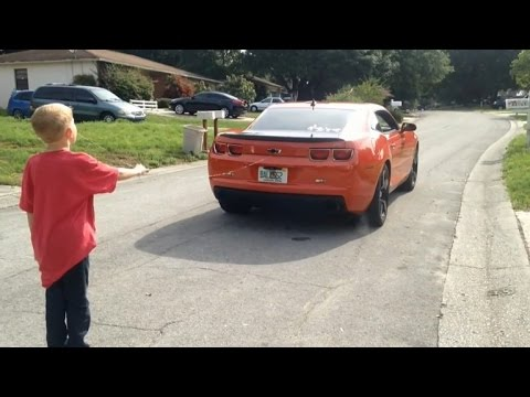 Is Pulling Out a Child's Tooth Using a Camaro Dangerous?