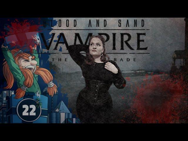 [Vampire V5] Blood and Sand - Zwischenspiel *Audio only* (GER) | Pen and Paper Rollenspiel