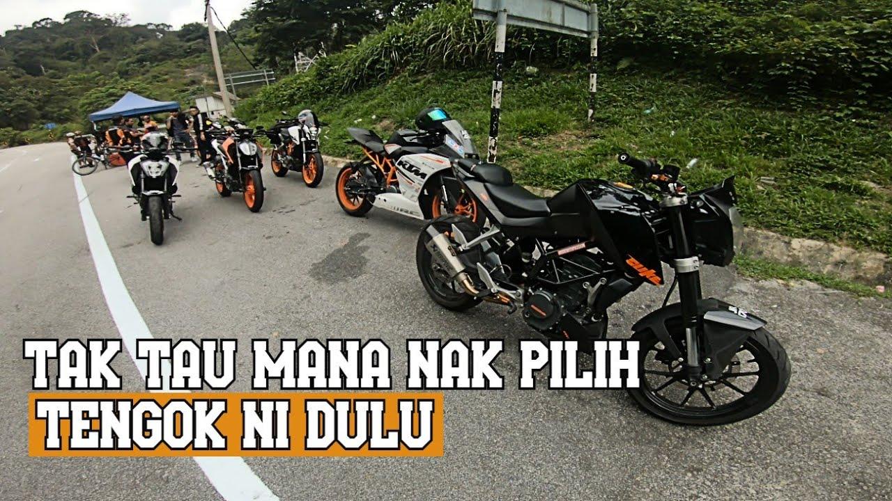 INFO YANG PERLU TAHU SEBELUM BELI MOTOR KTM