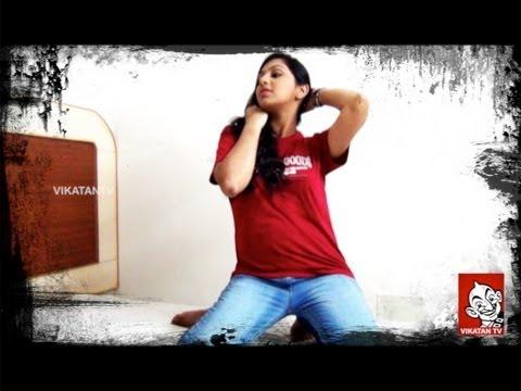 lakshmi menon hot photo shoot ananda vikatan youtube
