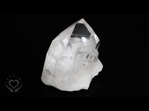 Ethereal Frequency Reiki | Clear Quartz | Crystal Healing