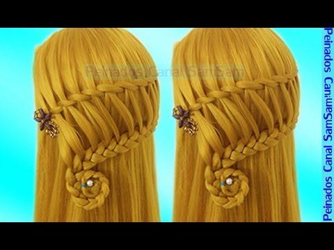 peinados faciles y rapidos y bonitos con trenzas peinados canal samsam