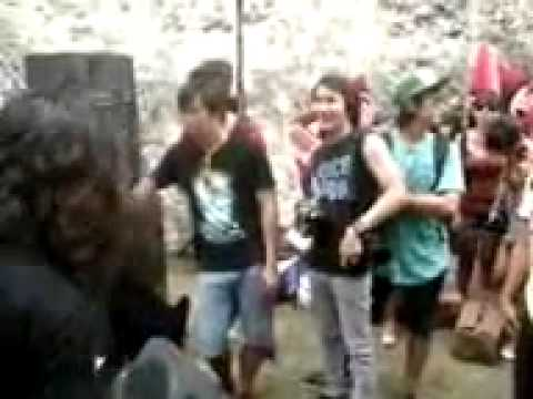 Painful By Kisses - Brother Against Brother Live @ GWK.flv