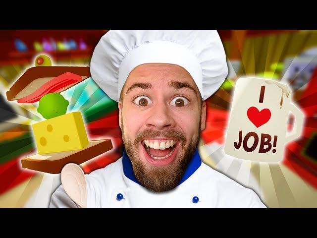 MATINBUM I KÖKET | Job Simulator #2