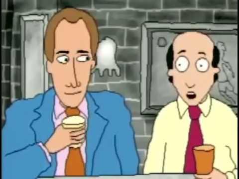 Dr Katz, Professional Therapist Season 6, Episode 77 of 81 Radio Katz cartoons