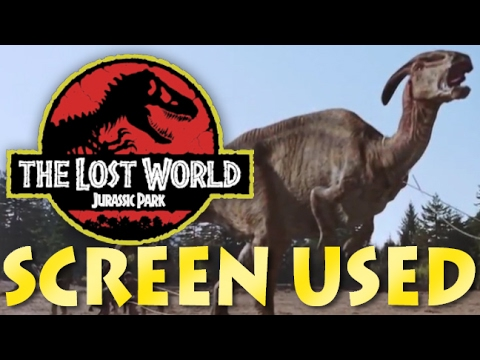 Jurassic Park : The Lost World Parasaurolophus Maquette