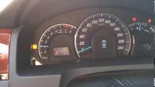 Выключение ESP  Toyota camry 50(, 2014-02-28T21:36:03.000Z)