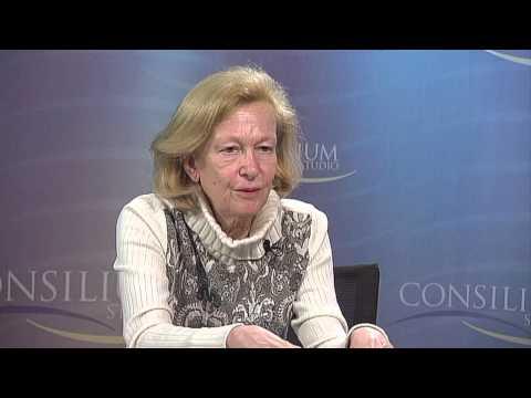 Interview de Nicole Fontaine: la démission de la Commission Santer