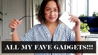 Current Gadgets I Can't Live Without (Why I Bring My Seagate Everywhere) | Laureen Uy