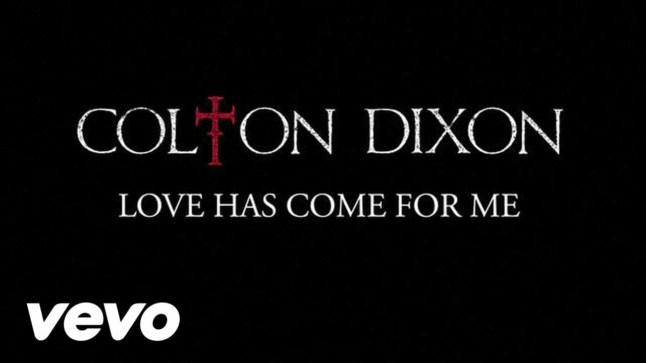 You are by colton dixon lyrics
