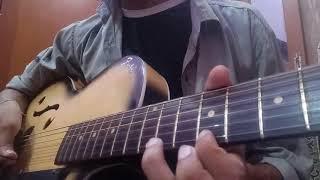 Mai tenu samjhawa ki (humpty sharma ki dhulania ) guitar lead play