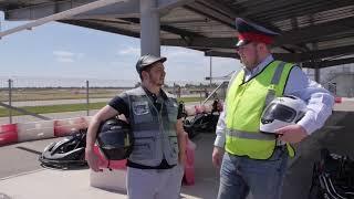 Таксист Русик | Rusik TV | Sokol Race Track
