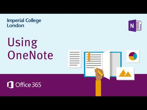 How to use OneNote?