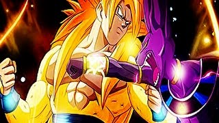 LA PELICULA DEL SAIYAJIN DORADO LEGENDARIO COMPLETA | Mundo Dragon Ball