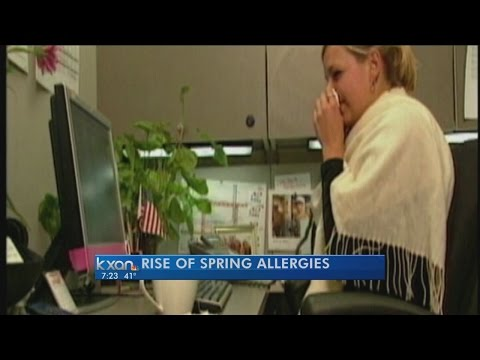 As allergens change, consider trying allergy drops