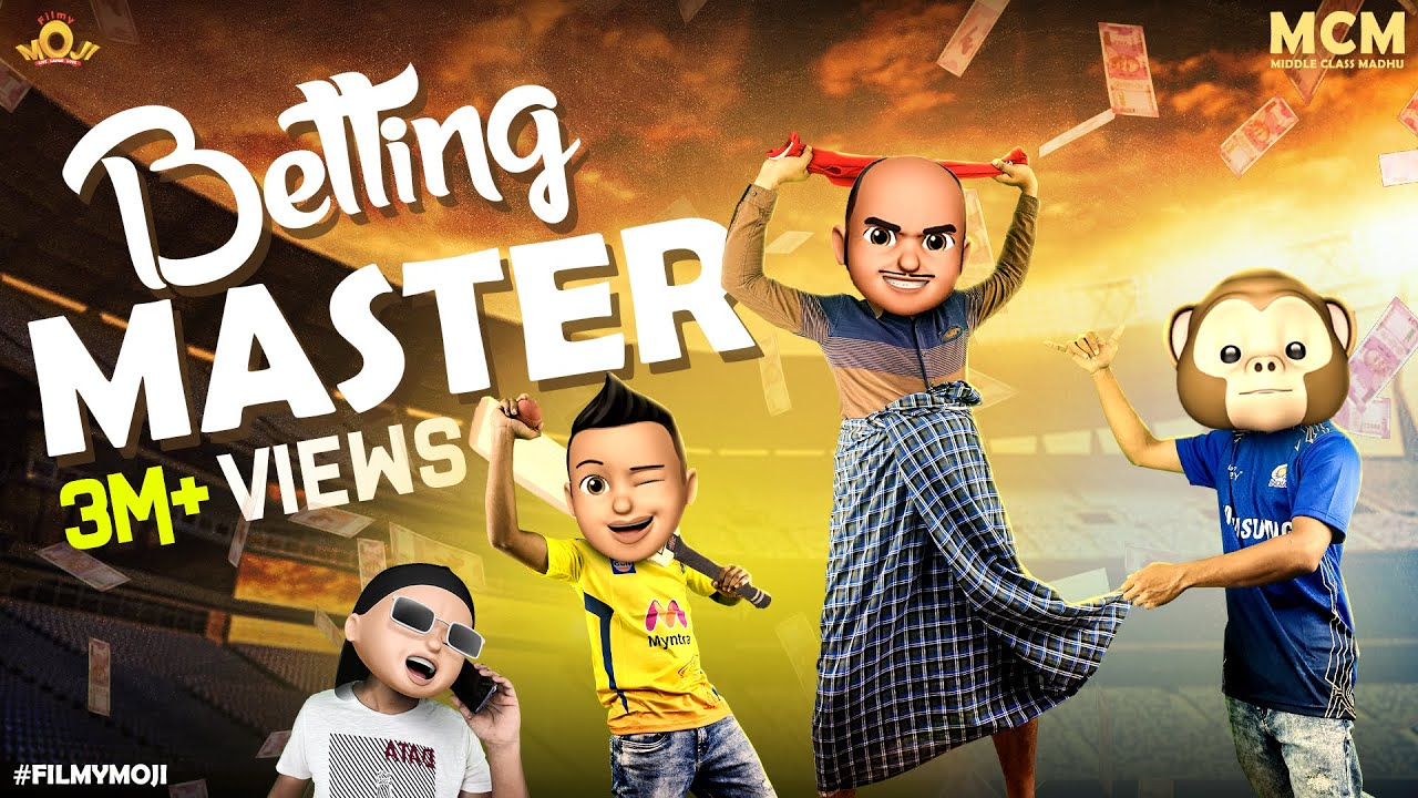 Filmymoji Middle Class Madhu    CSK vs MI    IPL Betting Master    Lungi Dance    MCM