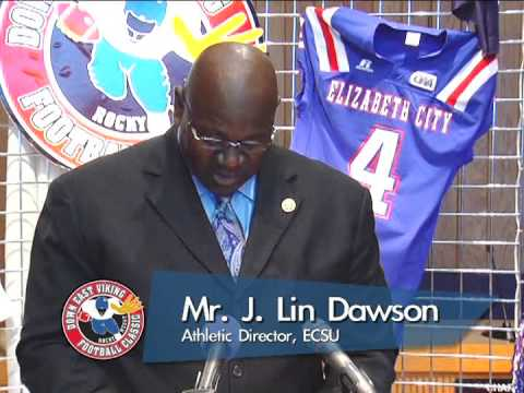 Down East Viking Press Conference 2014