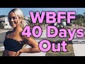 WBFF October 2018 Episode 2