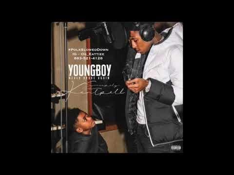 NBA YoungBoy – 50 Shots #SLOWED