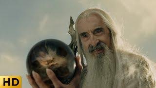 Саруман отказывается сдаваться. Властелин колец: Возвращение короля.